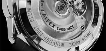 Ремонт часов Alfex